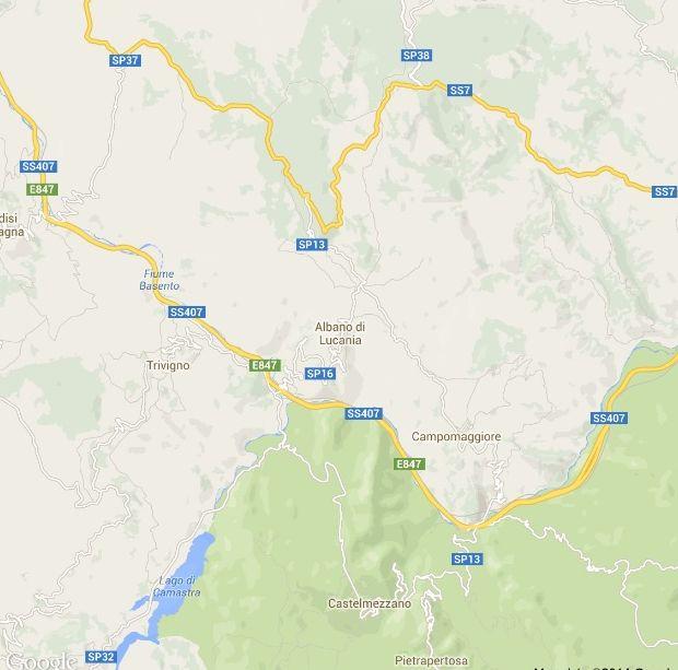 Lucaniamia Scopri Tutti I Comuni Lucani Con Google Maps Wikipedia